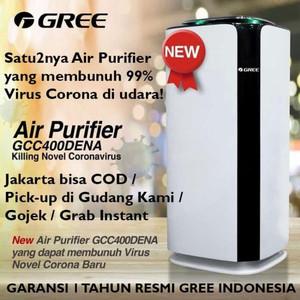 AIR PURIFIER GREE GCC-400DENA (PEMBASMI VIRUS C0R0NA)