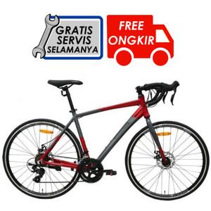 Element Sepeda Roadbike 700c FRC 38 - GRATIS ONGKIR & PERAKITAN