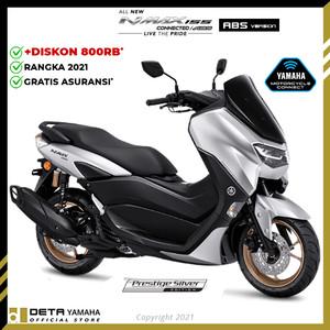 DETA-Yamaha ALL NEW NMAX ABS 2021 (OTR JADETABEK) Sepeda Motor