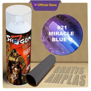 Cat Shogun Z Miracle Blue Violet 821 - Bunglon - cat motor 3D