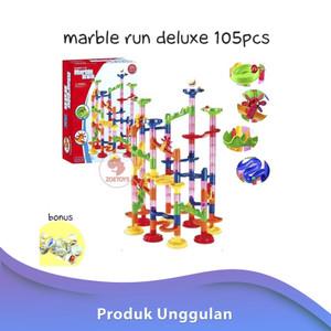 Marble Run Deluxe 105pcs