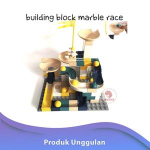 Zoetoys Building Block Marble Race | mainan edukasi | mainan anak