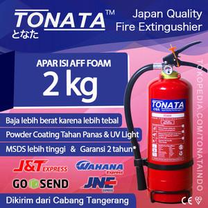 APAR 2KG TONATA / FOAM 2 KG / Set Komplit