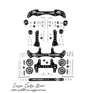 Paket TAMIYA Modifikasi STO 50 FRP Black - SET01