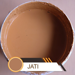 Dempul Kayu Water Based - Biovarnish Wood Filler Jati