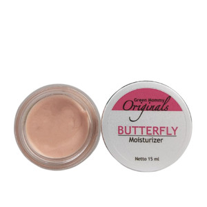 Butterfly Night Cream 15ml - Krim Malam Alami/natural