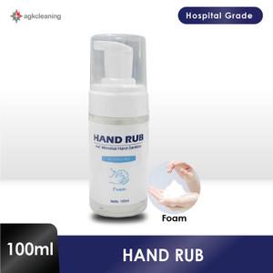 Hand Sanitizer Foam Non Alcohol - Antiseptic - Hand Rub - (Foam 100ml)