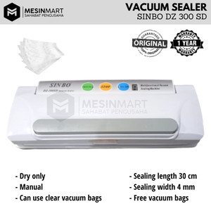 Vacuum Sealer Sinbo DZ 280