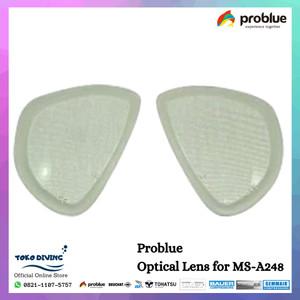 Lensa Minus Khusus Untuk Masker Problue MS-a248 Lens 248