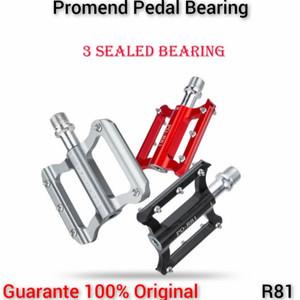 Pedal Promend R81 Aluminium 3 Bearing Super Loncer Original