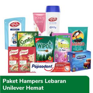 Paket Hampers Lebaran Unilever Hemat
