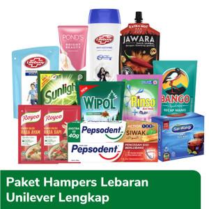 Paket Hampers Lebaran Unilever Lengkap