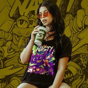Tshirt Wanita Best Seller NASTYLUSTRATION Wanita
