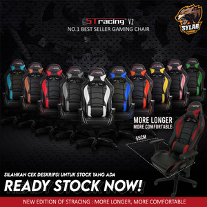 STracing Gaming Chair Racing / Superior / Classic / Sport - READYSTOCK