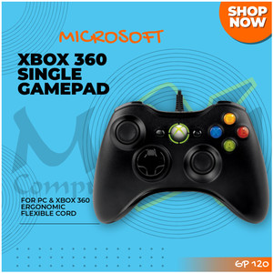 Gamepad Microsoft XBOX 360 stick Controller Gamingpad Cable for PC