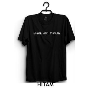 Kaos Desain Unik/Combed 30s/Kaos Cowok/Kaos Cewek/Hadiah Dari Mantan