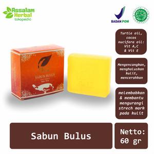 Sabun Pemutih Wajah SABUN BULUS SR12 Pembersih Wajah Glowing - 60gr