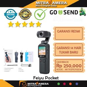 Feiyu Pocket 6-Axis Stabilized Handheld Camera 4k