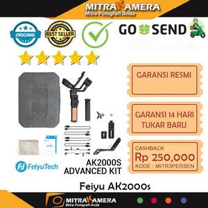 Feiyu AK2000S Advanced Kit 3-Axis Handheld Stabilizer