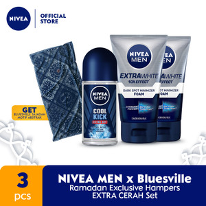 NIVEA MEN x Bluesville Ramadan Extra Cerah