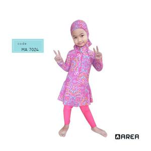 Baju renang anak perempuan muslim cewek muslimah anak TK