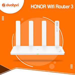 Honor WiFi Router 3 AX3000 MESH WiFi 6+ Plus upto 3000mbps Dual Band