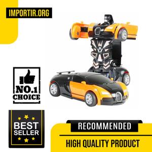 Mainan Mobil Transformer Bisa Jadi Robot