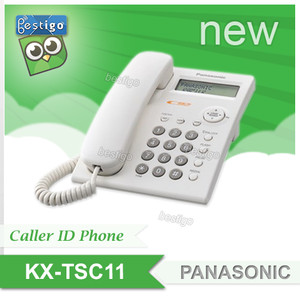 KX-TSC11 Telepon Caller ID Panasonic