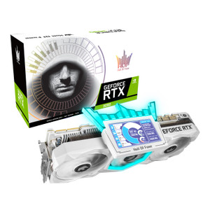 Galax GeForce RTX 3090 24GB GDDR6X HOF Premium ARGB Triple Fan
