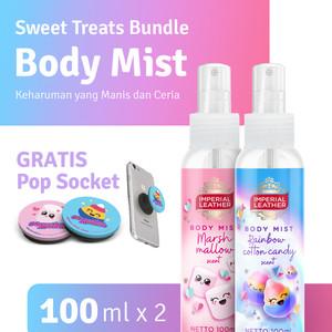 Imperial Leather Body Mist Marshmallow & Rainbow Cotton