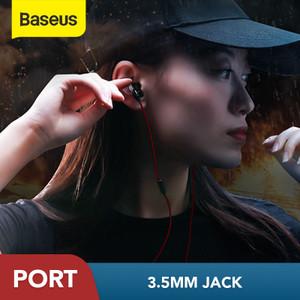 BASEUS HANDSFREE GAMO H08 3.5MM JACK WIRED EARPHONE GAMING MIC GAMING