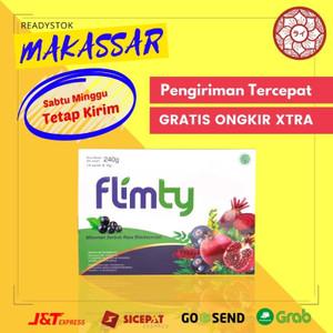 FLIMTY FIBER ORIGINAL DIET & DETOX Pelangsing Alami Penurun BeratBadan