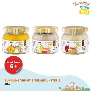 Bundling Yummy Bites Meal - STEP 1