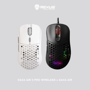 PROMO BUNDLING Rexus Mouse Wireless Daxa Air II + Mouse Daxa Air