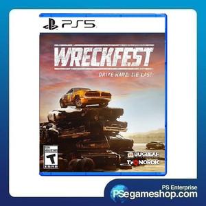 PS5 Wreckfest (English)
