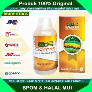QnC Jelly Gamat ( Asli 100% Original ) Jely Gamat / Jeli Gamat Gold G