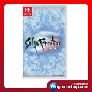 Switch SaGa Frontier Remastered (English)