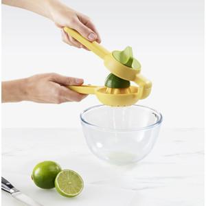JuiceMax Dual-action Citrus Press - Yellow