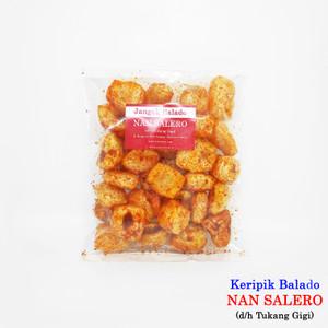 Kerupuk Kulit (Jangek) Balado Nan Salero