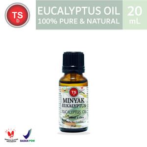 Eucalyptus Oil Original 20ml | Essential Oil | 100% Murni dan Alami