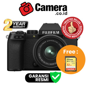 FUJIFILM X-S10 Kit XC 15-45mm / Fujiflm xs10 / Kamera mirrorless