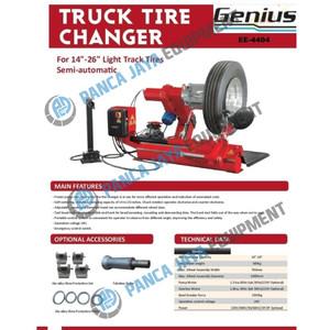 Tire Changer EE-4404 - Mesin Pembuka Ban Truck
