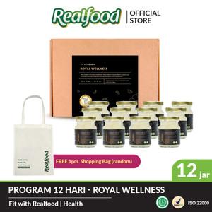 Realfood Royal Wellness Program 12 Hari