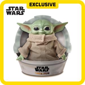 Star Wars Baby Yoda The Child Plush Toy - Mainan Boneka Anak