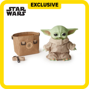 Star Wars The Mandalorian The Child Premium Plush Bundle