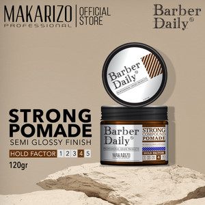 Makarizo Professional Barber Daily Strong Compound Pomade 120 gr