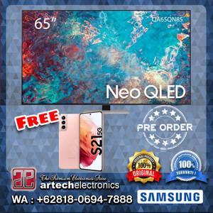 SAMSUNG Neo QLED 4K SMART TV 65 Inch QA65QN85 FREE GIFTS