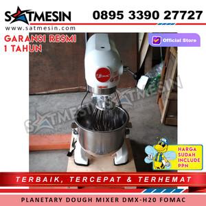 Mesin Mixer Fomac DMX-H20 Kapasitas 20 Liter / Pengaduk Adonan Roti