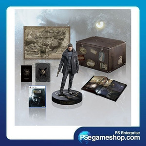 PS5 Resident Evil Village Collector Edition (R3/English)