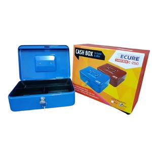 Cash Box Secure C-250 , Size 24,5 cm x 17,5 cm x 8,5 cm